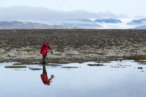 Arktisforschung: Auf der Suche nach Mikroplastik
