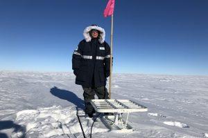 Eine Frage der Skalen – Radarmessungen zur Firnverdichtung