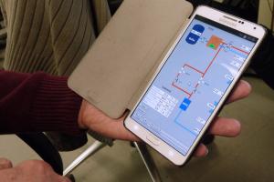 Eine App für Physiker