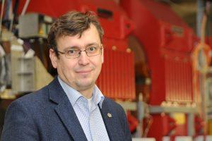 Professor Yuri Litvinov
