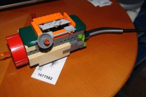 Lego Particle Detector