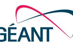 GÉANT logo - Reproduced with the kind permission of GÉANT (www.geant.org) [1]