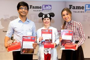 FameLab competition at HZI and what we can learn from it