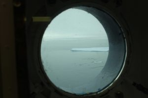 Working in an Arctic cruise: day and (night) day