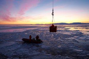 PAULs Begegnung mit Grönlands größtem Gletscher