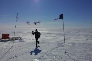 Projekt 42.195 – Ein Marathonlauf in der Antarktis