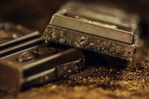 Die letzte Tafel Schokolade