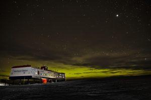 Die Polarnacht hat begonnen