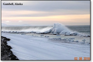 Polar Forecasts Against Impacts of Declining Bering Sea Ice on Alaska Coastal Communities – Part 1