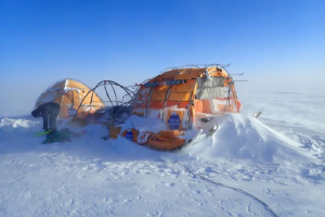 Gone with the Wind: Providing Forecasts to the Polar Windsled Expeditions