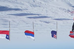 Freizeit am Südpol