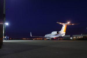 SouthTRAC: HALO-Flüge in die Antarktis, polare Stratosphärenwolken und Biomassenverbrennung
